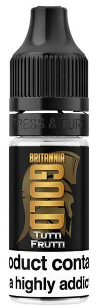 Tutti Frutti Regular 10ml by Britannia Gold