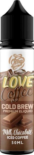 Coffee Milk Chocolate Shortfill by Love Coffee