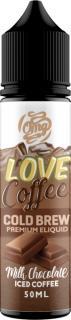 Love Coffee Coffee Milk Chocolate Shortfill