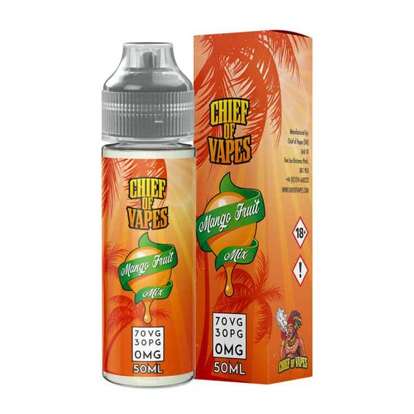 Mango Fruit Mix Shortfill by Chief Of Vapes