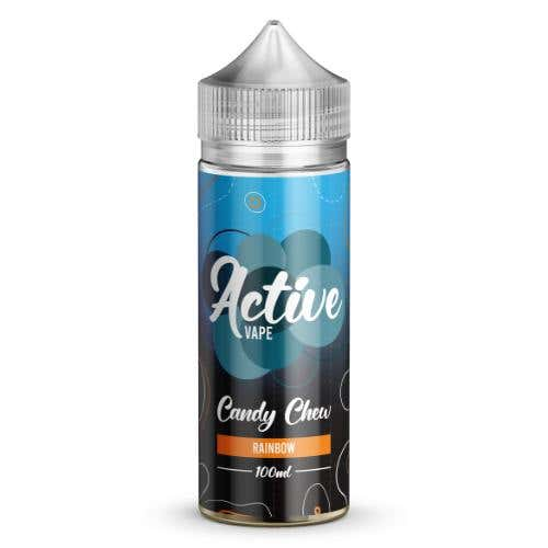 Rainbow Candy Chew Shortfill by Active Vape