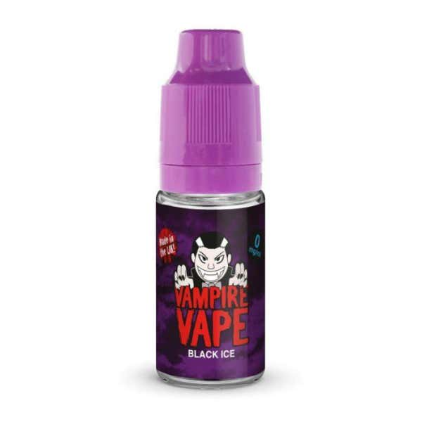 Black Ice Regular 10ml by Vampire Vape
