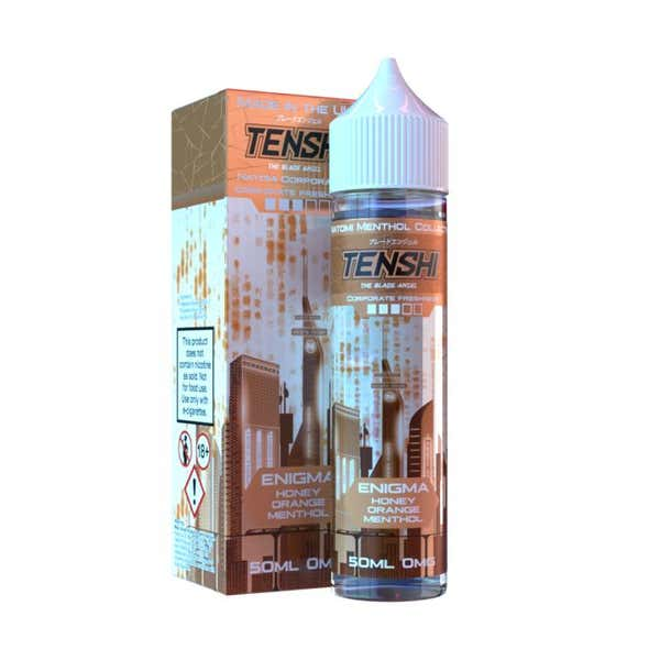 Enigma Honey Orange Menthol Shortfill by Tenshi