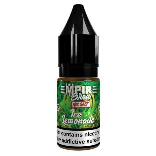 Ice Lemonade Nicotine Salt by Empire Brew