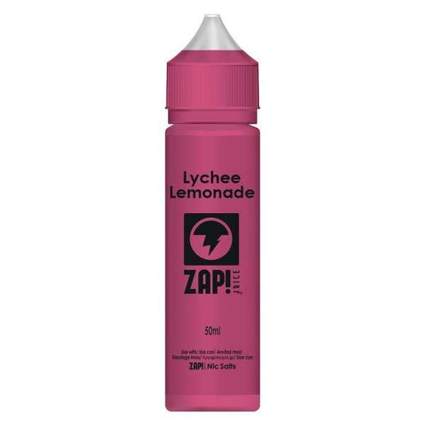 Lychee Lemonade Shortfill by Zap!