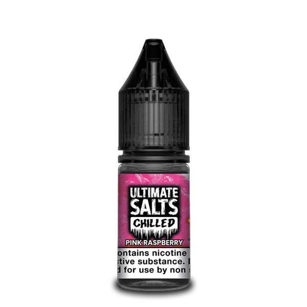 Chilled Pink Raspberry Nicotine Salt by Ultimate Puff