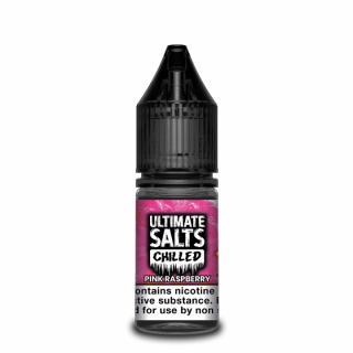 Ultimate Puff Chilled Pink Raspberry Nicotine Salt