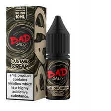 Custard Cream Nicotine Salt by BAD Juice