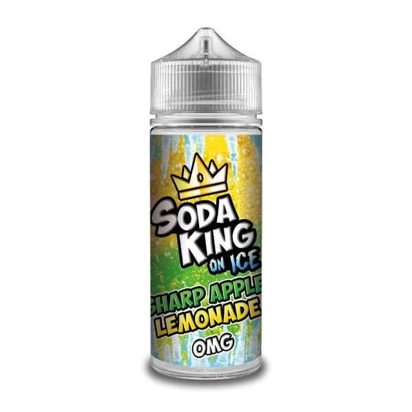 Sharp Apple Lemonade On Ice Shortfill by Soda King