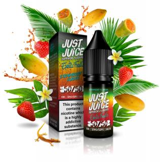 Just Juice Strawberry & Curuba Regular 10ml
