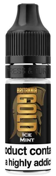 Ice Mint Regular 10ml by Britannia Gold