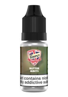 Vape Simply Butter Mints Regular 10ml