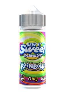 Keep It Sweet Sweet Rainbow Shortfill