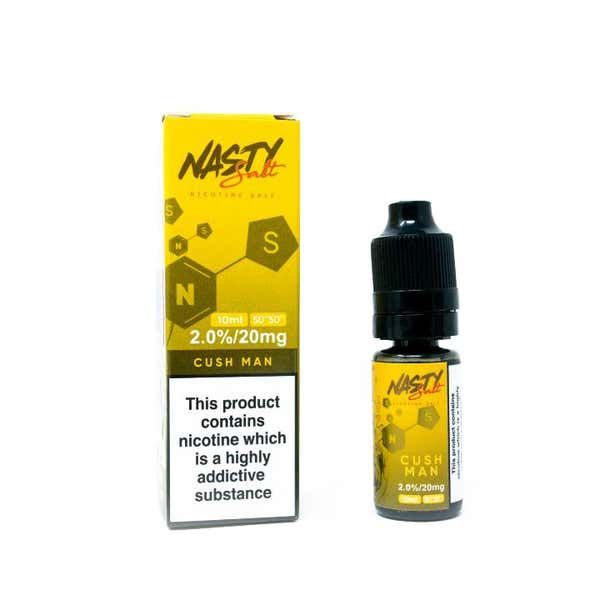 Cush Man Nicotine Salt by Nasty Juice