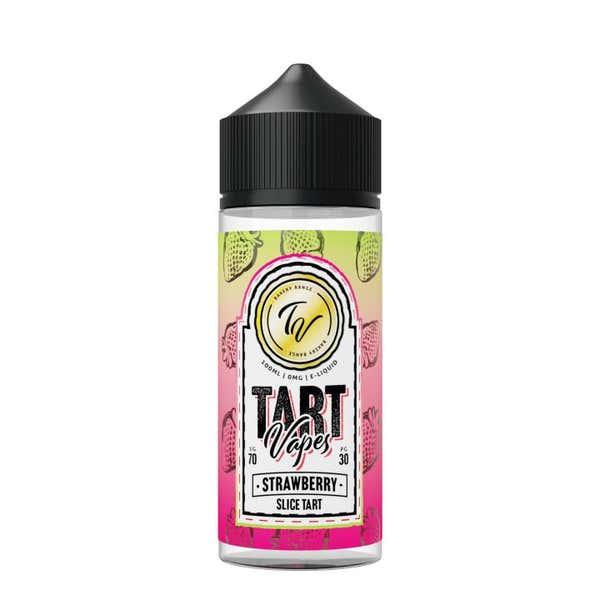 Strawberry Slice Tart Shortfill by Tart Vapes