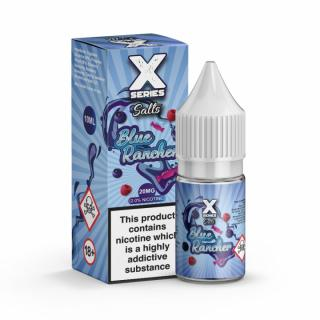 X Series Blue Rancher Nicotine Salt
