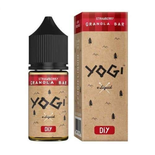 Strawberry Granola Bar Concentrate by YOGI