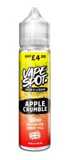 Vape Spot Apple Crumble Shortfill