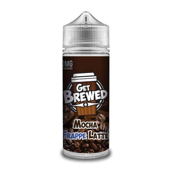 Brewed Mocha Frappe Latte Shortfill by Get