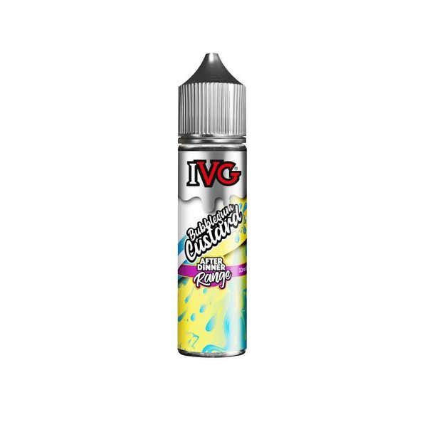 Bubblegum Custard Shortfill by IVG