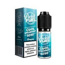 Cool Spearmint Regular 10ml by Pocket Fuel