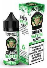 Green Watch Nicotine Salt by Firehouse Vape