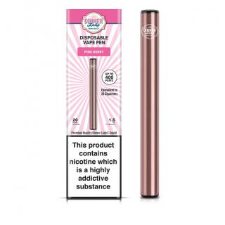 Dinner Lady Pink Berry Disposable Vape
