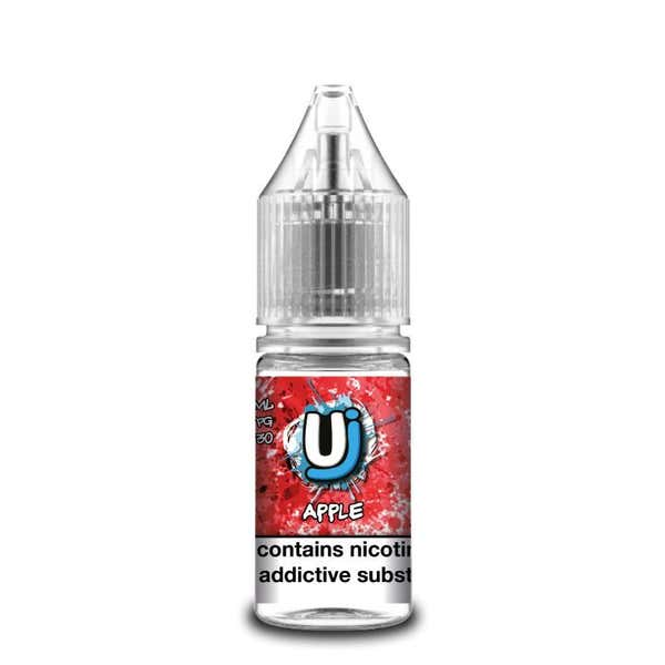 Apple Regular 10ml by Ultimate Juice