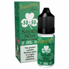 Savage Soda Regular 10ml by Leprechaun