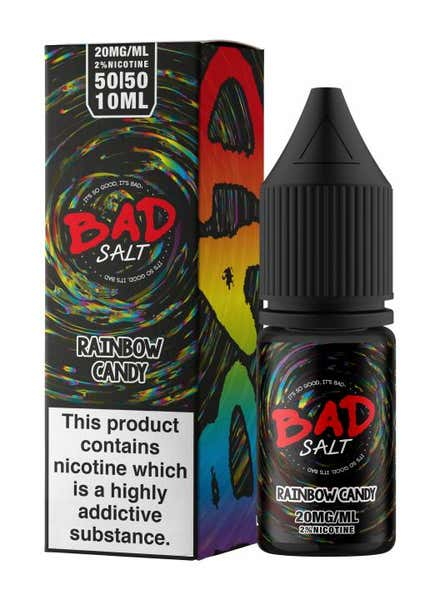 Rainbow Candy Nicotine Salt by BAD Juice
