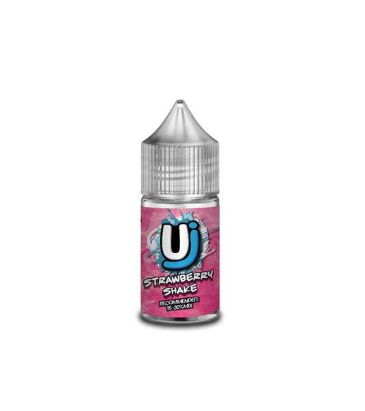 Strawberry Shake Concentrate by Ultimate Juice