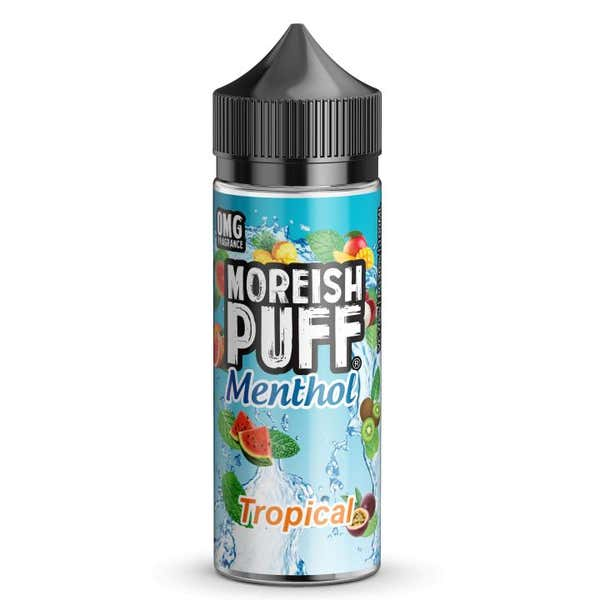 Tropical Menthol Shortfill by Moreish Puff