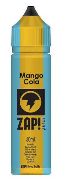 Mango Cola Shortfill by Zap!