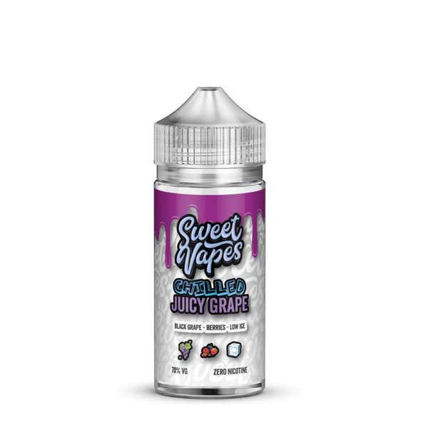 Chilled Juicy Grape Shortfill by Sweet Vapes