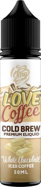 Coffee White Chocolate Shortfill by Love Coffee