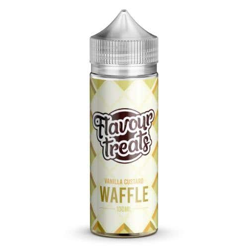 Vanilla Custard Waffle Shortfill by Flavour Treats