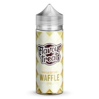 Flavour Treats Vanilla Custard Waffle Shortfill