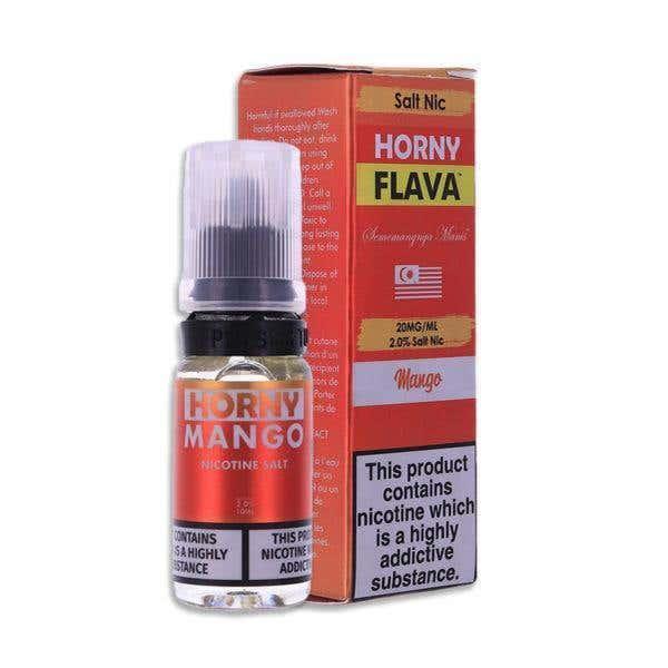 Mango Nicotine Salt by Horny Flava