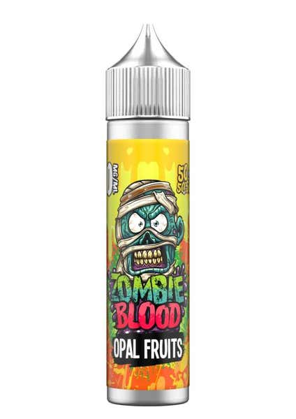 Opal Fruits Shortfill by Zombie Blood