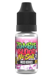 Zombie Blood Mixed Berries Nicotine Salt