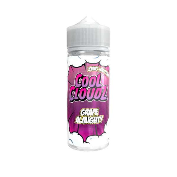 Grape Almighty Shortfill by Cool Cloudz