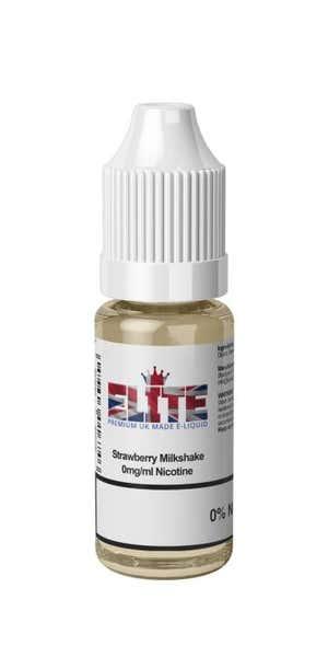 Strawberry Milkshake Regular 10ml by Elite