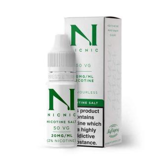 Nic Nic Nicotine Salt Shot Nicotine Salt