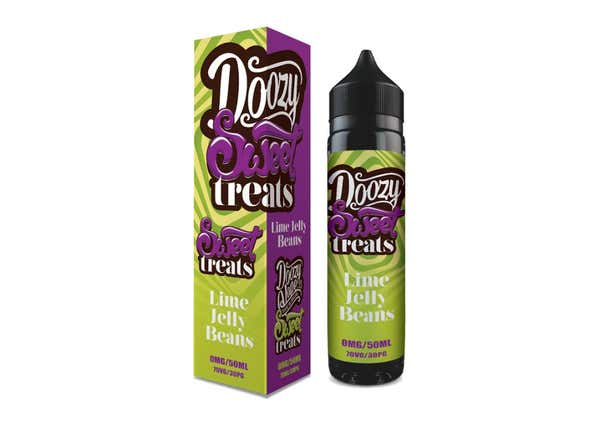 Lime Jelly Beans Shortfill by Doozy Vape Co