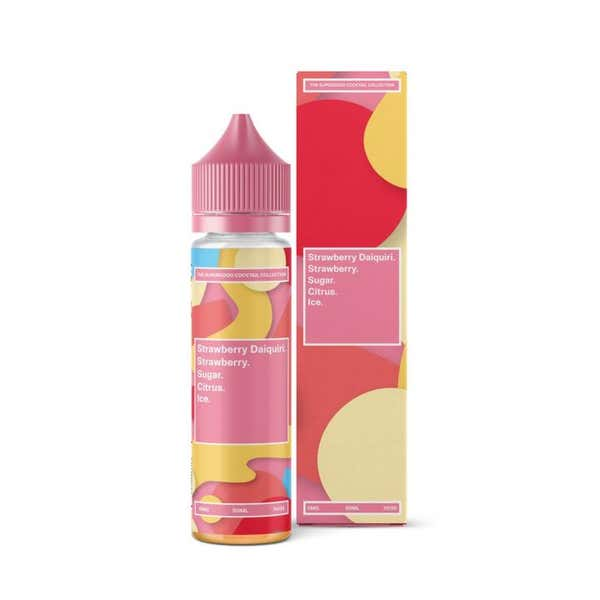 Strawberry Daiquiri Shortfill by Supergood