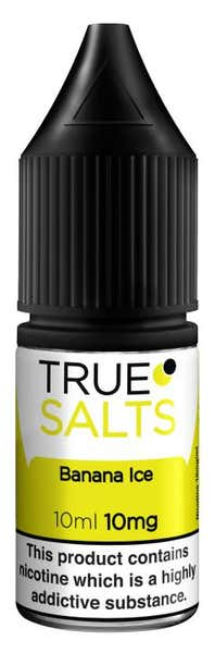 Banana Ice Nicotine Salt by True Salts