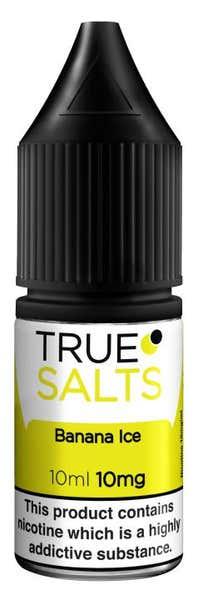 Banana Ice Nicotine Salt by True Salts