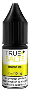 True Salts Banana Ice Nicotine Salt
