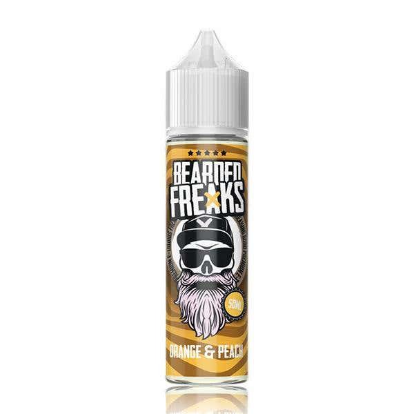 Orange & Peach Shortfill by Bearded Freaks