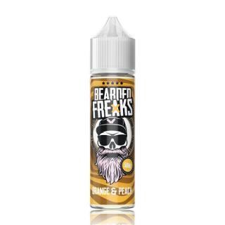 Bearded Freaks Orange & Peach Shortfill